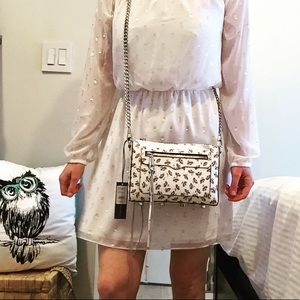 NWTs Rebecca Minkoff Floral Spring Avery Crossbody
